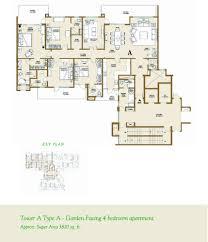 floor plan apex propmart central park 2 at sector 48 gurgaon