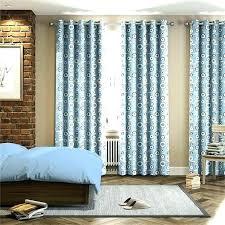 Blue Curtains Bedroom Sky Blue Curtains Ezpass Club