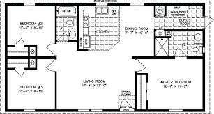3 bedroom 3 bath house plans three bedroom house plan and design manufactured home floor plan the