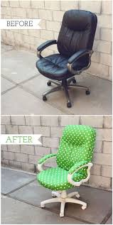Diy Desk Chair How To Transform A Tired Office Chair Tutorial Diy Home