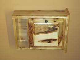 Bathroom Toilet Storage by Rustic Hickory Toilet Cabinet Hickory Wood Rustic Toilet