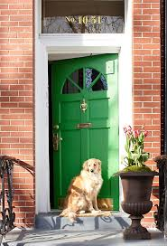 i find it highly doubtful i will ever have a green front door but