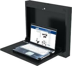 swivel arm laptop table mount laptop to desk wall mounted laptop stand uk wall mount swing