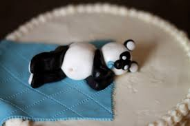 panda baby shower cake diary of a cakeaholic