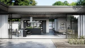 Kitchen Urban - the urban collection open plan style kitchens a bell