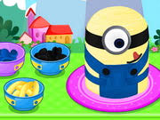 Minion Birthday Cake Play The Game Online