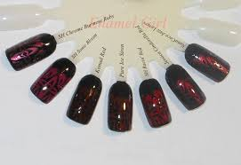 enamel best red for stamping