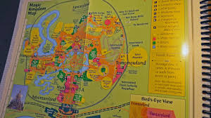Disney World Magic Kingdom Map Passporter U0027s Walt Disney World Travel Guide U2013 Best Guide Out There