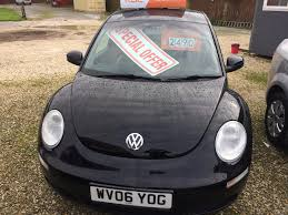 used volkswagen beetle luna 1 6 cars for sale motors co uk
