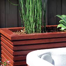 how to make wooden planter boxes landscaping u0026 backyards ideas