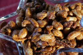 Christmas Nuts Day 6 U2013 Honey Roast Nuts Baking Recipes And Tutorials The