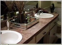 bathroom countertop decorating ideas bathroom vanity cabinet ideas