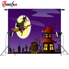 halloween flying witch background popular halloween witch photos buy cheap halloween witch photos
