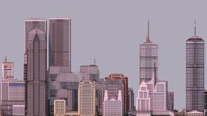 New York City Minecraft Map by Minecraft Player Spent Two Years Building This Incredible City
