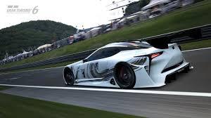 lexus concept lf lc lexus lf lc gt vision gran turismo concept revealed performancedrive