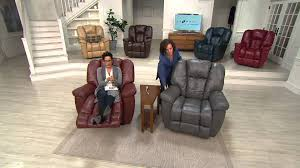 Oversized Swivel Rocker Recliner La Z Boy Maverick Oversized Rocker Recliner W Memory Foam With
