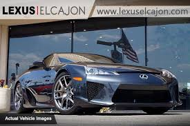 lexus lfa 50 best used lexus lfa for sale savings from 2 889