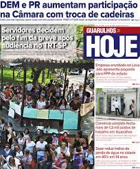 qual reajuste dos servidores publicos de guarulhos para 2016 guarulhos hoje 1955 by jornal guarulhos hoje issuu