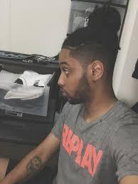hightop dreads locs black men man hairstyles naturalhair