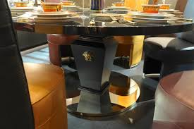 versace dining room table versace home collection luxury topics luxury portal fashion