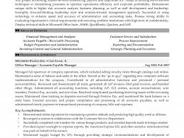 Resume For Accounts Job by Resume For Accounts Payable Resume Cv Cover Letter