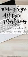 making sense of affiliate marketing review should you buy it