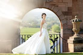 bridal shops glasgow eleganza sposa and enchanting glasgow bridal boutique