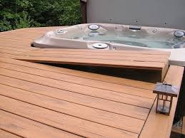 Veranda Decking Designs Covered Patios Patio Design And Patio by Best 25 Tub Deck Ideas On Pinterest Tub Patio Garden
