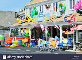 cape cod beach toys store in eastham stock photo royalty free