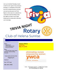 stories rotary club of helena sunrise
