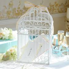 wedding gift card holder reception gift card holder birdcage wedding reception gift card