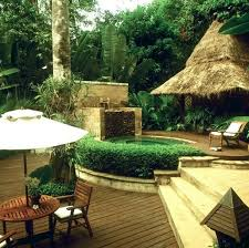 Best Ideas For Hawaiian Landscaping Images On Pinterest - Backyard spa designs