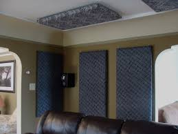 Noise Cancelling Ceiling Tiles by Decorative Acoustic Ceiling Panels Best Sound Proofing Ideas On
