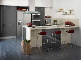 exemple de cuisine ouverte modele de cuisine ouverte sur salle a manger idee deco cuisine