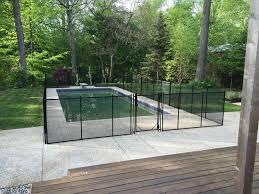 pool fence backyard fence ideas
