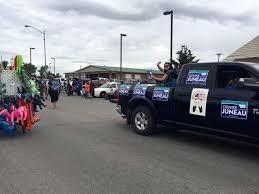 american indian car juneau zinke campaign at north american indian days mtpr