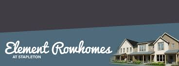 elements income qualified rowhomes at stapleton in denver co by