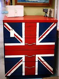 cheap union jack furniture best 25 union jack dresser ideas on