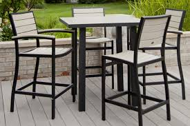 Outdoor Bar Patio Furniture Patio Chairs White Outdoor Bar Patio Dining Sets On Sale Balcony
