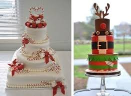 Christmas Wedding Cakes Whimsical Winter Wedding Cake Ideas You Will Fall In Love With