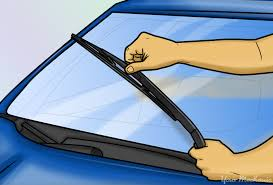 Interior Windshield Cleaning Tool How To Clean A Car With A Microfiber Cloth Yourmechanic Advice