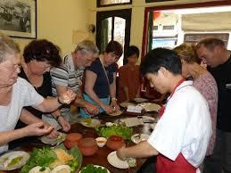 cours de cuisine picture of chim sao hanoi tripadvisor