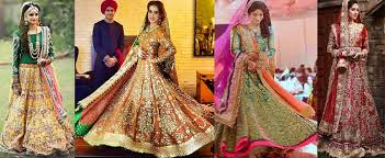 wedding collection ali xeeshan bridal dresses wedding collection 2018 2019