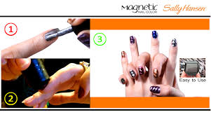 buy sally hansen magnetic nail polish deals for only rp59 000