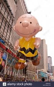 thanksgiving day parade macys charlie brown at the macy u0027s thanksgiving day parade stock photo