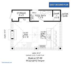 pool house plans with bedroom small pool house plans lovely designs for outdoor home with pools