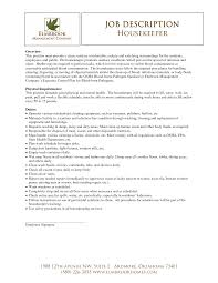 Sample Housekeeper Resume by Housekeeper Resume Sample Free Resume Example And Writing Download