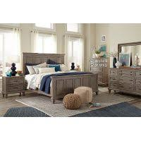 Gray Classic  Piece Queen Bedroom Set Dovetail RC Willey - Rc willey bedroom sets
