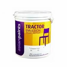 what is the difference between acrylic distenper and emulsion paint
