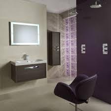 roper rhodes status designer illuminated bathroom mirror 600mm